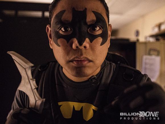 Batman mean muggin