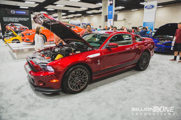 2014 Ford Shelby Mustang Cobra